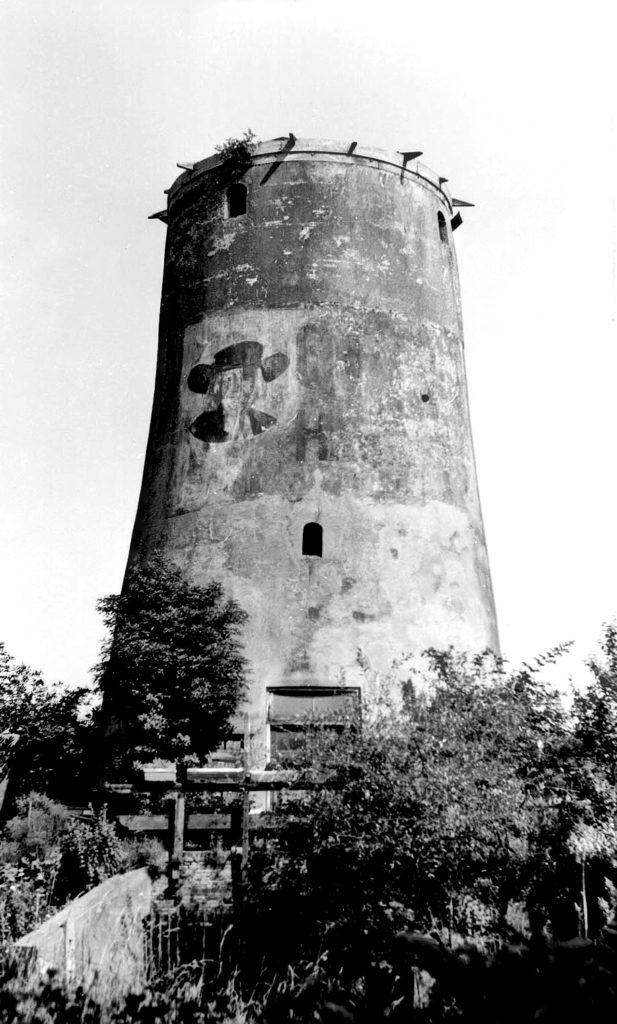 De oude Babbersmolen