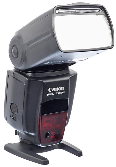 Canon 580EX II - Flitser in de dierentuin