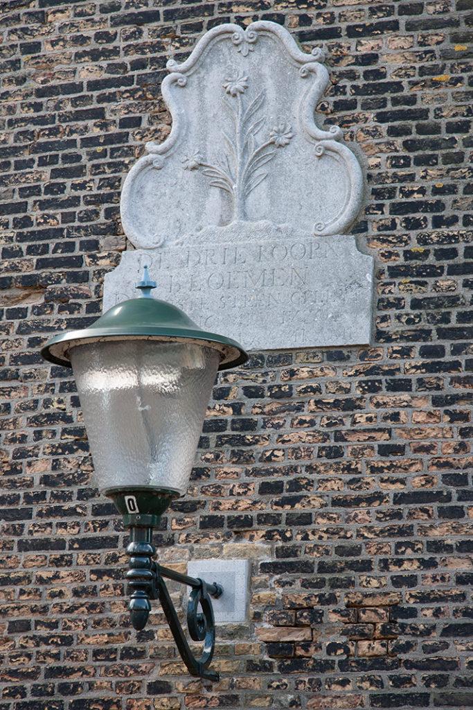 De Drie Koornbloemen - Lamp