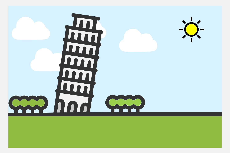 compositie toren
